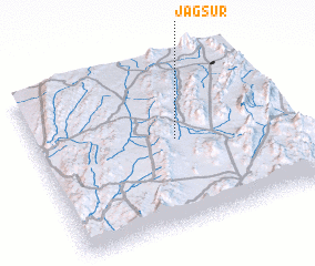 3d view of Jagsūr