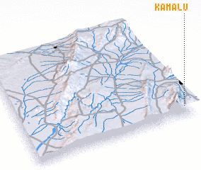 3d view of Kamālu
