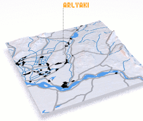 3d view of Arlyaki