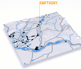 3d view of Kaptugay