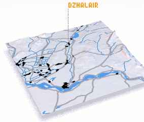 3d view of Dzhalair