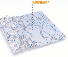 3d view of Naushahra