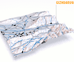 3d view of Gizhdarva