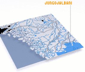 3d view of Jungo Jalbāni