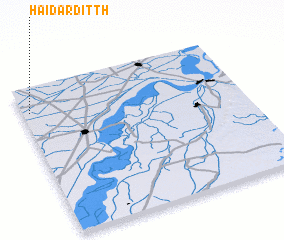 3d view of Haidar Ditth