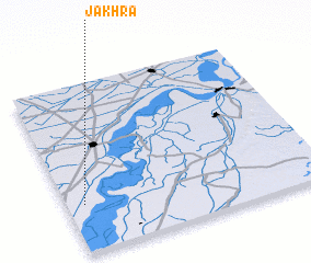 3d view of Jakhra