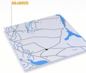 3d view of Hajāmūn