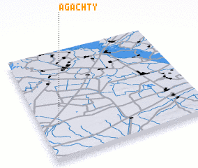 3d view of Agachty