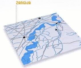 3d view of Zangija