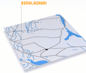 3d view of Bera Laghāri