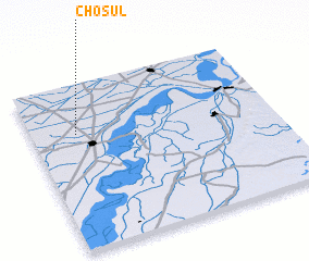 3d view of Chosūl