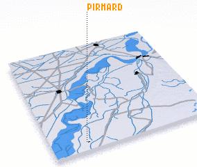 3d view of Pir Mard