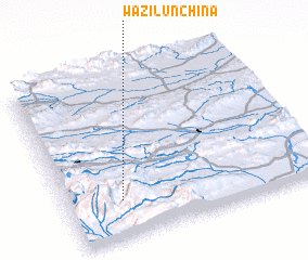 3d view of Wazilun Chīna