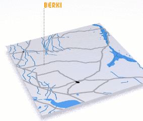 3d view of Berki