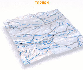 3d view of Torwām