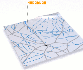3d view of Murādwah