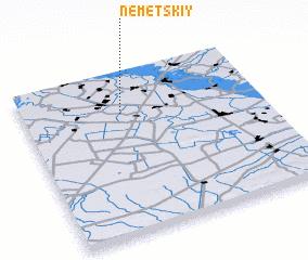 3d view of Nemetskiy