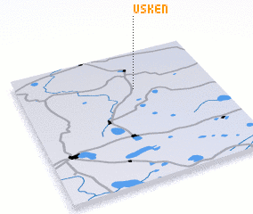 3d view of Usken