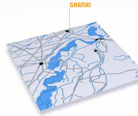 3d view of Ghanhi