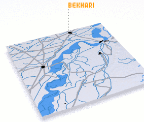 3d view of Bekhāri