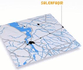 3d view of Sāleh Faqīr