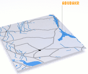 3d view of Abubakr