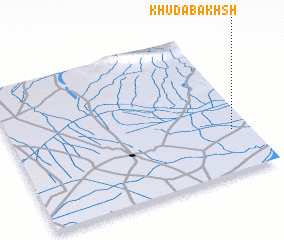 3d view of Khuda Bakhsh