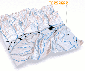 3d view of Tersagar
