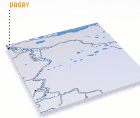 3d view of Vagay