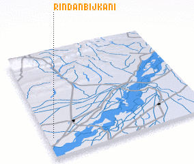 3d view of Rindān Bijkāni