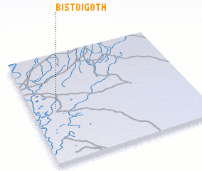 3d view of Bistoi Goth