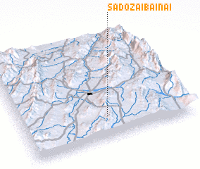 3d view of Sadozai Bainai