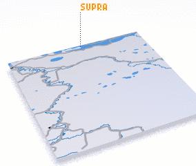 3d view of Supra