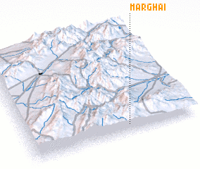 3d view of Marghai