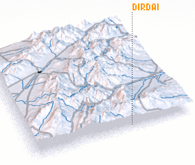 3d view of Dirdai