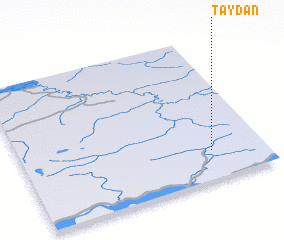 3d view of Taydan