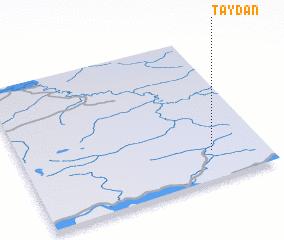 3d view of Taydan