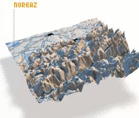 3d view of Noréaz