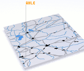 3d view of Ahle