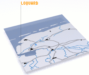 3d view of Loquard