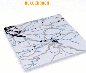 3d view of Müllenbach