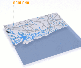 3d view of Ogoloma