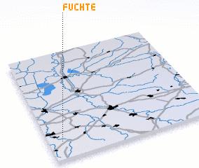 3d view of Füchte