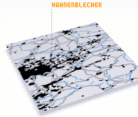 3d view of Hahnenblecher