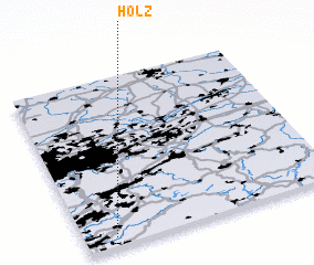 3d view of Holz