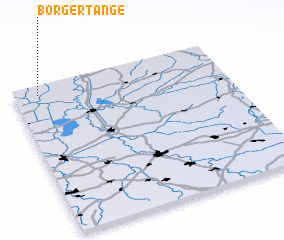 3d view of Borgertange