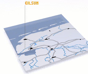 3d view of Eilsum