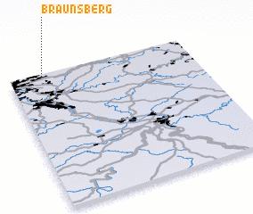 3d view of Braunsberg