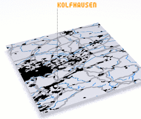 3d view of Kolfhausen