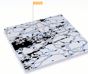 3d view of Baur